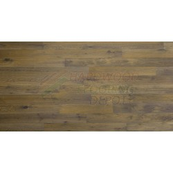 LEGANTE HARDWOOD, WINDSOR, CHATSDALE SERIES, CDWINDEO, 7.5 INCH WIDE, WIRE BRUSHED, HAND STAINED, EUROPEAN WHITE OAK, HARDWOOD FLOORING