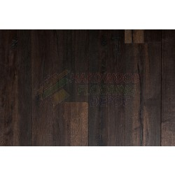 DUCHATEAU, COAL, HERITAGE TIMBER COLLECTION, ROCKBR8-1, EUROPEAN WHITE OAK, 7.5 INCH WIDE, AGED CHARACTER, DUCHATEAU FLOORS