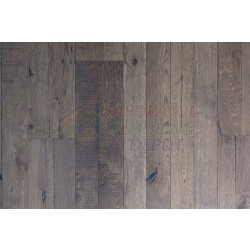 DUCHATEAU, SLAT, HERITAGE TIMBER COLLECTION, ROCWMN8-1, EUROPEAN WHITE OAK, 7.5 INCH WIDE, AGED CHARACTER, DUCHATEAU FLOORS