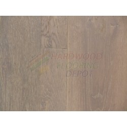 PACIFIC DIRECT IND., MAGIQUE COLLECTION, MERLIN WHITE OAK, C1325, TLELB1325, 9.5 INCH WIDE, WHITE OAK, WIRE BRUSHED, HARDWOOD FLOORING
