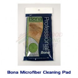 BONA PROFESSIONAL MICROFIBER CLEANING PAD 18 INCH