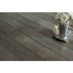 PANTIM VIRGINIA, PEWTER GREY, GENUINE FRENCH OAK, PT 58566, 5 3/4 INCH WIDE, BY PANTIM HARDWOOD AND VIRGINIA HARDWOOD FLOORING