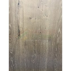 AMAZON, POMPEI, PISO DE CASTELO COLLECTION, PDC-7003, 7.5 INCH WIDE WIRE BRUSHED EUROPEAN WHITE OAK, UV CURED OIL FINISH, HARDWOOD FLOORING