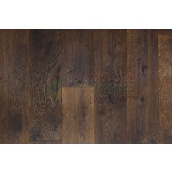 DUCHATEAU, SEINE, RIVERSTONE COLLECTION, RSCSEI7-1, EUROPEAN WHITE OAK, 7.5 INCH WIDE,  WIRE BRUSH, DUCHATEAU FLOORS