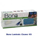 BONA PROFESSIONAL LAMINATE STONE TILE CLEANER KIT