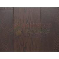 BRAVADA LATITUDE 34, ANACAPA BROWN V75108, 7.5 INCH WIDE EUROPEAN WHITE OAK BY BRAVADA HARDWOOD FLOORING