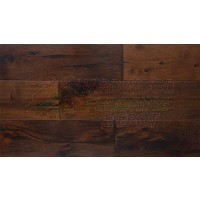 CAMBRIDGE ESTATE COLLECTION, WINDSOR HICKORY CE127HWI, 7.5 INCH WIDE, MILLSTONE HARDWOOD FLOORING