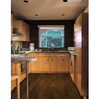 HALLMARK SCOTTSDALE, GRANDE VISTA COLLECTION, EBD05RLSC, 5 INCH WIDE BIRCH, HARDWOOD FLOORING