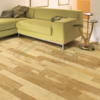HALLMARK TEMPE, RIO VERDE COLLECTION, EBD05TE, 5 INCH WIDE HICKORY, HANDSCRAPED, HARDWOOD FLOORING