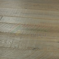 "ORGANIC HARDWOOD COLLECTION, MATCHA  FRENCH OAK EOR567MATO, 5"", 6"", 7.5"" RANDOM WIDTH, HALLMARK HARDWOOD FLOORS"