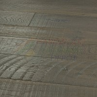 "ORGANIC HARDWOOD COLLECTION, GUNPOWDER  FRENCH OAK EOR567GUNO, 5"", 6"", 7.5"" RANDOM WIDTH, HALLMARK HARDWOOD FLOORS"