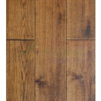 KARUNA COLLECTION, HICKORY METTA, KC-CR, 7.5 INCH WIDE, SLCC HARDWOOD FLOORING