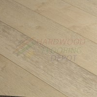 OASIS MORNING TIDES, SEASIDE COLLECTION, SS01, 7.5 INCH WIDE WIRE BRUSHED BIRCH, HARDWOOD FLOORING
