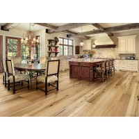 LINCO TOSCANA COLLECTION, HICKORY NATURALE TC-HCK01, 7.5 INCH DISTRESSED SCULPTED HARDWOOD FLOORING