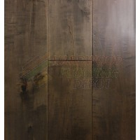TUSCANY WIDE PLANK COLLECTION, NUOVOLOSO MAPLE DMTS-AM05, 7.5 INCH WIDE, D AND M AND MILLSTONE HARDWOOD FLOORING