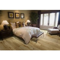 LINCO TOSCANA RESERVE COLLECTION, WHITE OAK PRATO TR-OAK05, 7.5 INCH WIDE WIRE BRUSHED HARDWOOD FLOORING