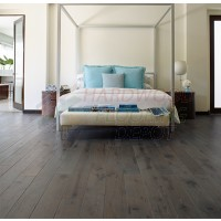 VERSAILLES COLLECTION, SHALE HICKORY VCSH883, CALIFORNIA CLASSICS, 6 INCH WIDE WIRE BRUSHED SLIGHT DISTRESS