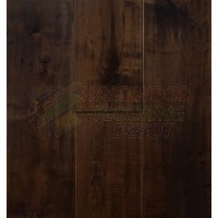 TUSCANY WIDE PLANK COLLECTION, SCURO MAPLE DMTS-AM06, 7.5 INCH WIDE, D AND M AND MILLSTONE HARDWOOD FLOORING
