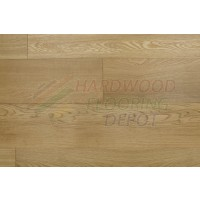 MAMRE FLOOR, GALLATIN SUMMIT PEAK ESTATES, SOG07-WR, 7.5 INCH WIDE EUROPEAN WHITE OAK, HARDWOOD FLOORING