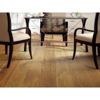 SHAW FLOORS | CASTLEWOOD TALLOW OAK  00252 | 7.5 INCHES WIDE | WIRE BRUSH DURASHIELD HARDWOOD FLOORING