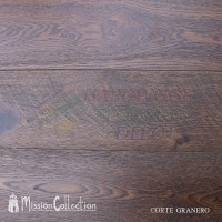 CORTE, GRANERO, MISSION COLLECTION, COROAK75GRA, 7.5 INCH WIDE, OAK, HARDWOOD FLOORING