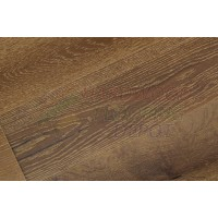 URBAN CHENE, MALBEC, UC-635-MAL, EUROPEAN WHITE OAK, 7.5 INCH WIDE, WIRE BRUSHED MATTE LACQUER, HARDWOOD FLOORING